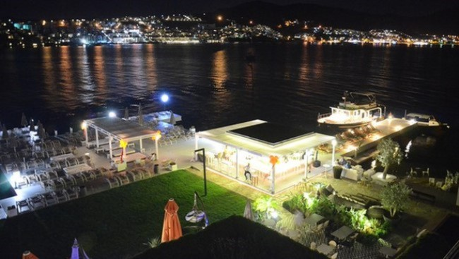bodrum moon beach