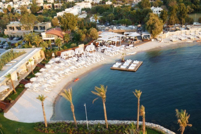 bodrum Sebastian Beach Club & Çilek Exclusive