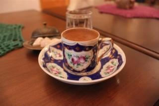 Galata, Kırk Yıllık Fincanlar, Kırk Yıllık Hatırlar: Velvet Cafe