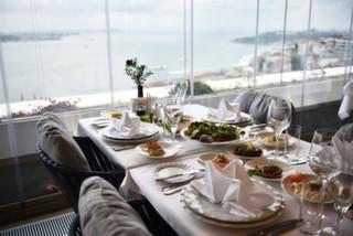 IZAKA Restaurant Sizi Muhteşem Boğaz Manzarası Eşliğinde İftar'a Davet Ediyor