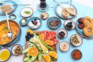 Bazlama Kahvaltı İstanbul'da!