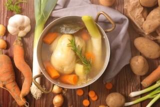 Haydi Geçmiş Olsun: Tavuk Suyuna Çorbanın Faydası Tıbben Kanıtlandı!