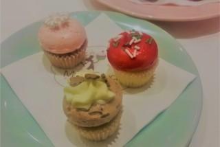 Rengarenk, Farklı, Leziz Ve Cezbedici: Mrs. Cupcake