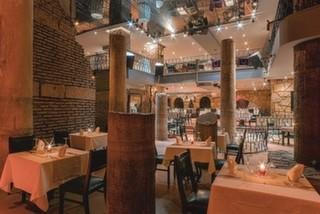 1500 Yıllık Sarnıç Antik Hotel'de Yeni Yıl Yemeği