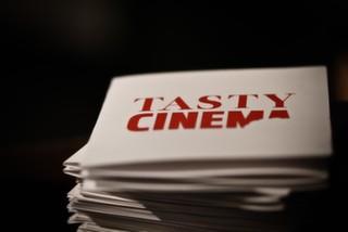Sinema'da Yepyeni Bir Deneyim: Tasty Cinema