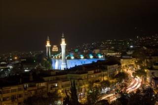 Bursa'nın Muazzam Mimarisi İle Görülesi Camiileri