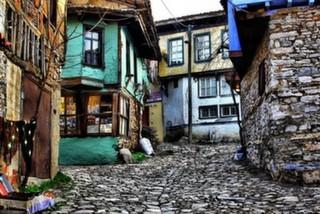 Dizi ve Filmlere Set Olmuş Bursa'nın Cumalıkızık Köyü