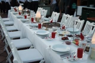 Lezzet Bloggerlarıyla Armada İstanbul'un Terasında İftar Yemeği
