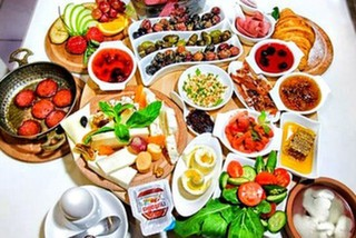 Beyoğlu'ndaki Kahvaltıcılar