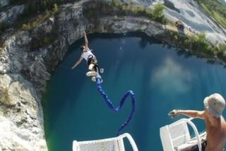 Türkiye'de Nerelerde Bungee Jumping Yapılır?
