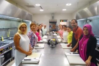 Kadir Has Üniversitesi Chefschool'da Meksika Yemekleri Etkinliği