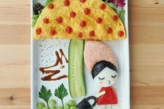 Görsel Şölenli Kahvaltılar: Samantha Lee