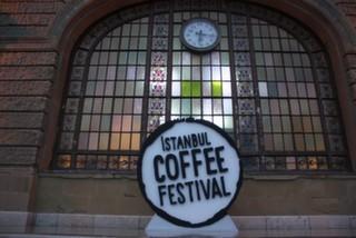 22 - 25 Ekim 2015 İstanbul Coffee Festival