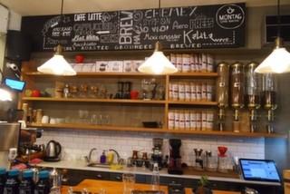 Lezzet Tramvayı Kahve Kulübü Etkinliği İçin Montag Cafedeydi