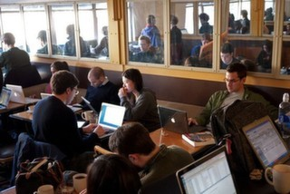 Taksim'de Ders Çalışmak İçin En Uygun Mekanlar