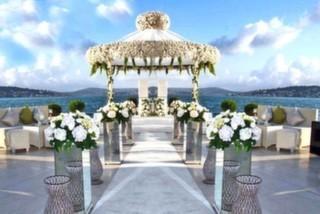 Düğün İçin İstanbul'daki En İyi Oteller