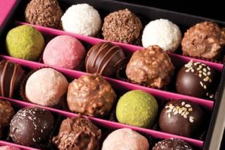 Bayram'da Çikolata Alışverişi