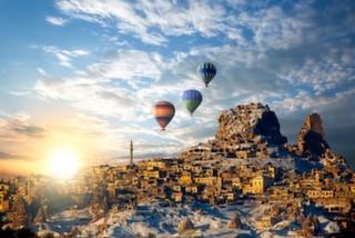 Kapadokya'nın En İyi Otelleri