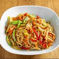 Sebzeli Erişte / Vegetable Noodle