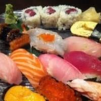 Sashimi (3), Nigiri (3), Maki (3)