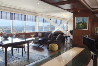 The Ritz-Carlton Hotel, İstanbul