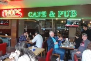 Chops Cafe Ve Pub, Mecidiyeköy