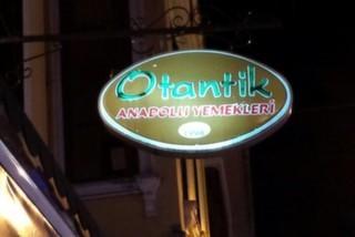 Otantik Anadolu Yemekleri, Kadıköy