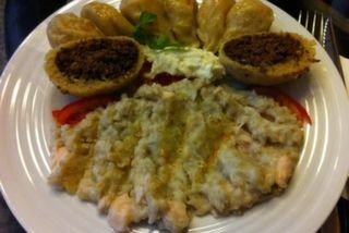 Otantik Anadolu Yemekleri, Bahariye