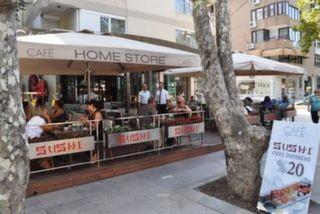 Home Store Cafe, Bağdat Caddesi