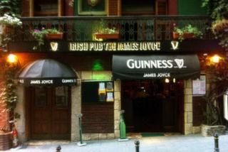 The James Joyce Irish Pub
