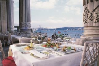 Tuğra Restaurant & Lounge, Çırağan Palace Kempinski
