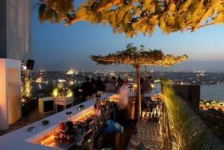 Mikla Restaurant, The Marmara Hotel - Pera