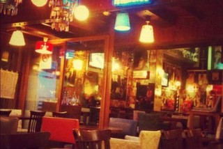 Benzin Cafe Bar