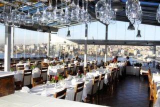 Hamdi Restaurant, Eminönü