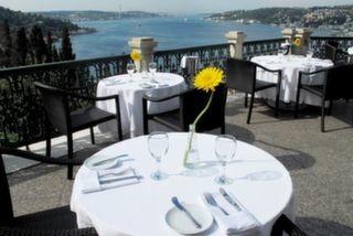 Borsa Restaurant, Adile Sultan Sarayı