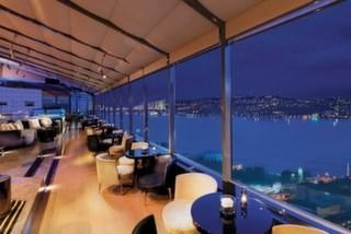 City Lights Restaurant & Bar, Ceylan İnter Continental İstanbul