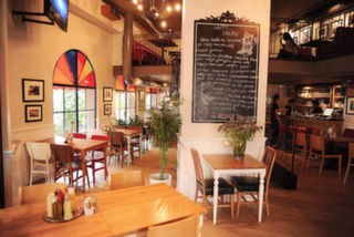 Happy Moon's Cafe & Restaurant, Bahariye