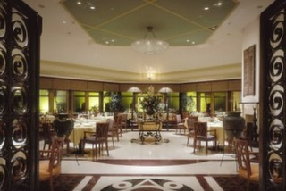 Seasons Restaurant, Four Seasons Hotel