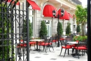 Orient Terrace, Pera Palace Hotel