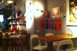 Mavra Cafe Design Workshop