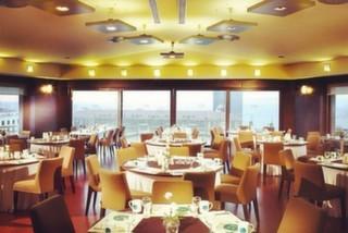 View Point Restaurant, Point Hotel Barbaros