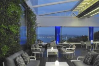 Bleu Lounge & Grill, The Ritz-Carlton Hotel