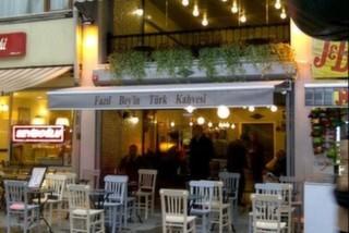 Fazıl Bey'in Türk Kahvesi, Kadıköy