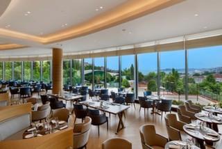 Manzara Restaurant, Conrad Hotel