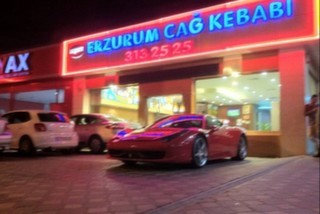 Meşhur Erzurum Cağ Kebabı