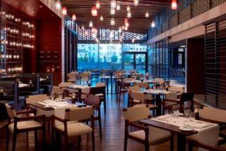 La Torre Restaurant, Le Meridien Hotel