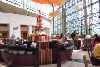 Cafe Swiss, Swiss Otel The Bosphorus