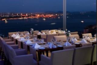 La Nouba Restaurant, Cvk Hotels Taksim