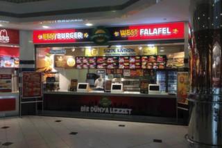 Upper West Side Falafel, Cevahir Avm