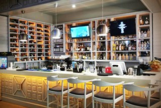 Nossa Cafe & Brasserie, Aqua Florya Avm